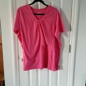Womens Pink top